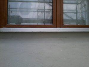 Hydroizolacja balkonu – wykonanie krok po kroku.