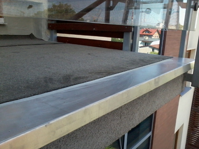 hydroizolacja balkonu - naprawa