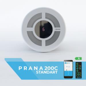 rekuperator ścienny prana 200c standard